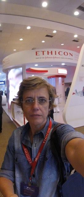 Durante o XXI World Congress of International Federation for the Surgery of Obesity & Metabolic Disorders – IFSO 2016
